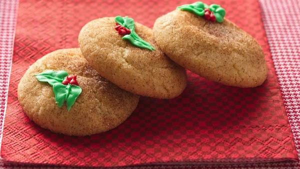 Biscuits Moulés des Fêtes