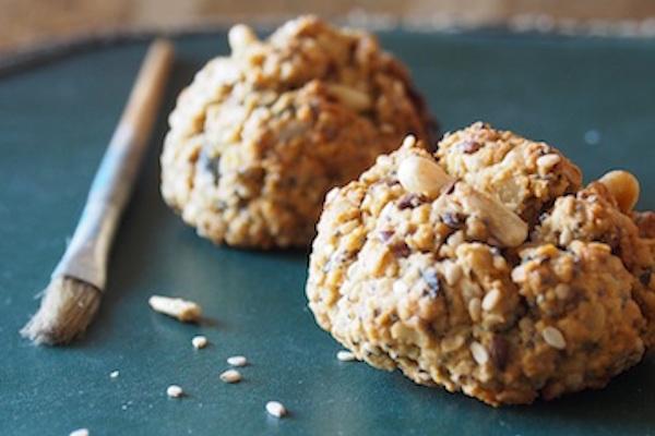 Biscuits Sans Gluten aux Petites Graines