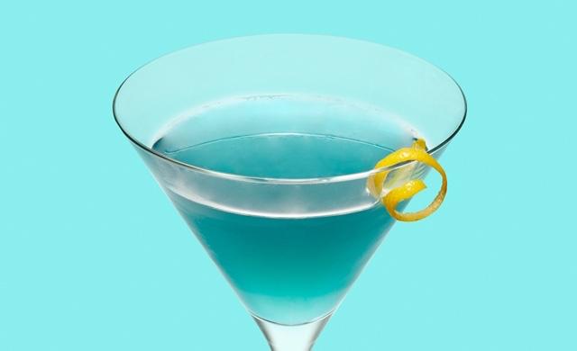 Blue Devil à L'érable