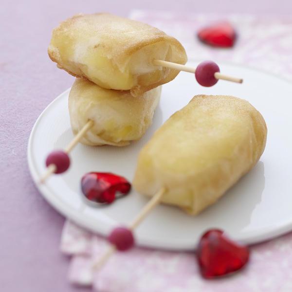 Photo Recette Bonbon de Mini Caprice des Dieux, Pomme Confite au Cumin Spécial Saint Valentin