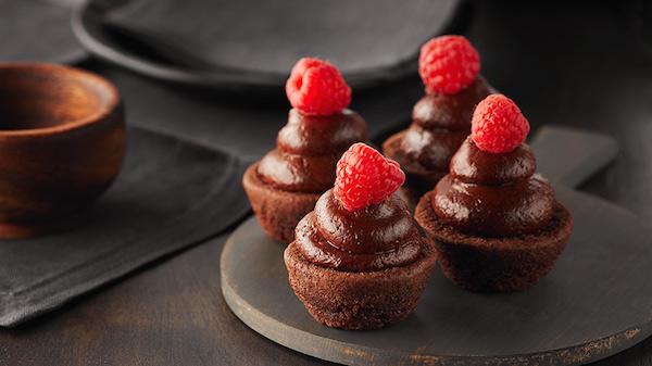 Bouchées de Brownie au Beurre D'arachide