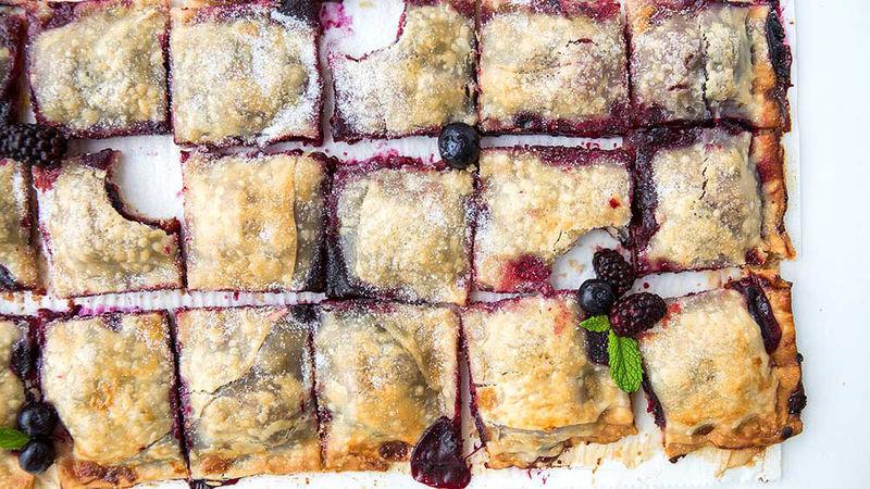 Photo Recette Bouchées de Tarte aux Petits Fruits