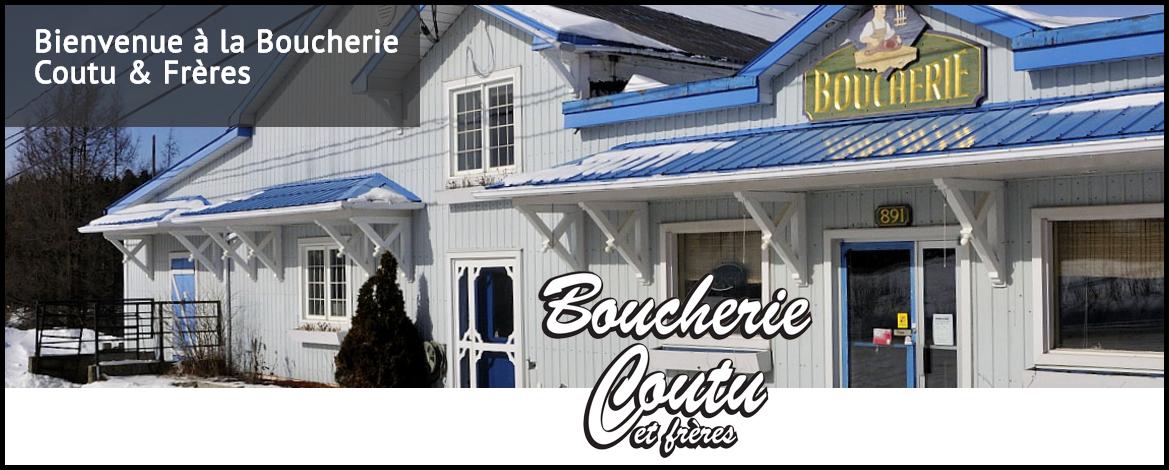Boucherie Coutu & Frères en Ligne