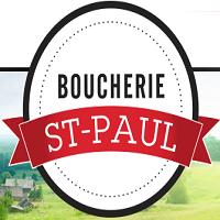 Logo Boucherie St-Paul