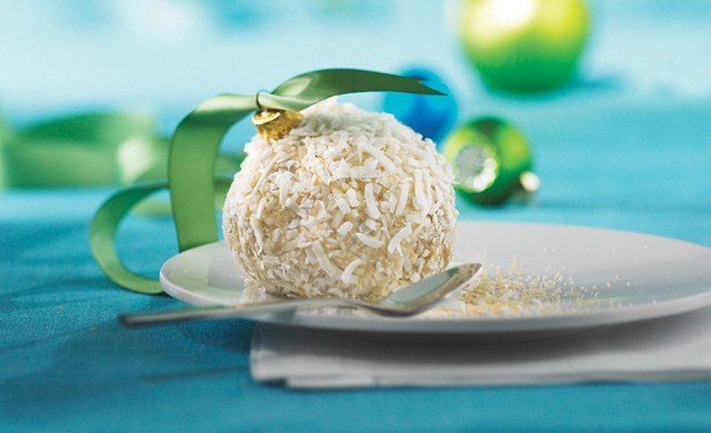 Boules de Neige à L'érable et au Beurre d'arachides