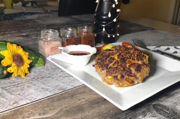 Boulettes de Boeuf haché au Zucchini 3