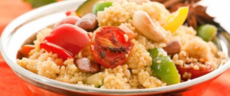 Boulgour aux Petits Légumes Anti-Diabète