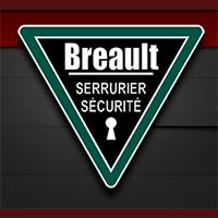 Logo Breault Serrurier Sécurité