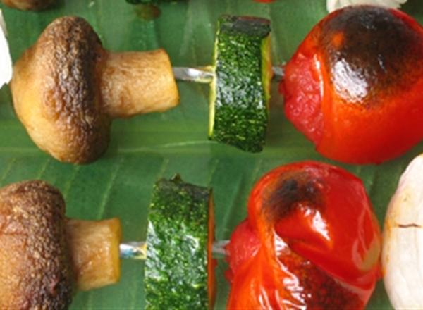 Brochette de Légumes