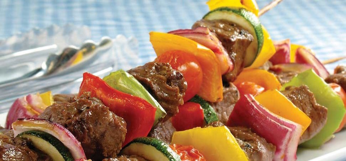 BROCHETTES TAHITIENNES
