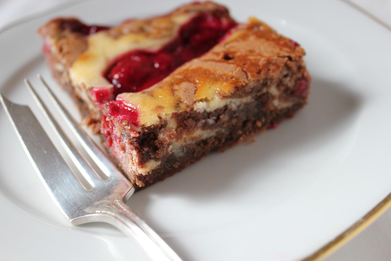 Photo Recette Brownies au Fromage à la Crème