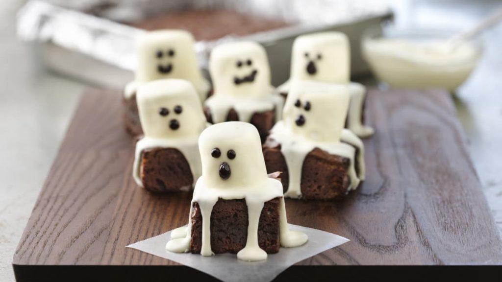 Brownies Effrayants