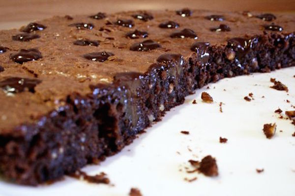 Brownies en Tarte