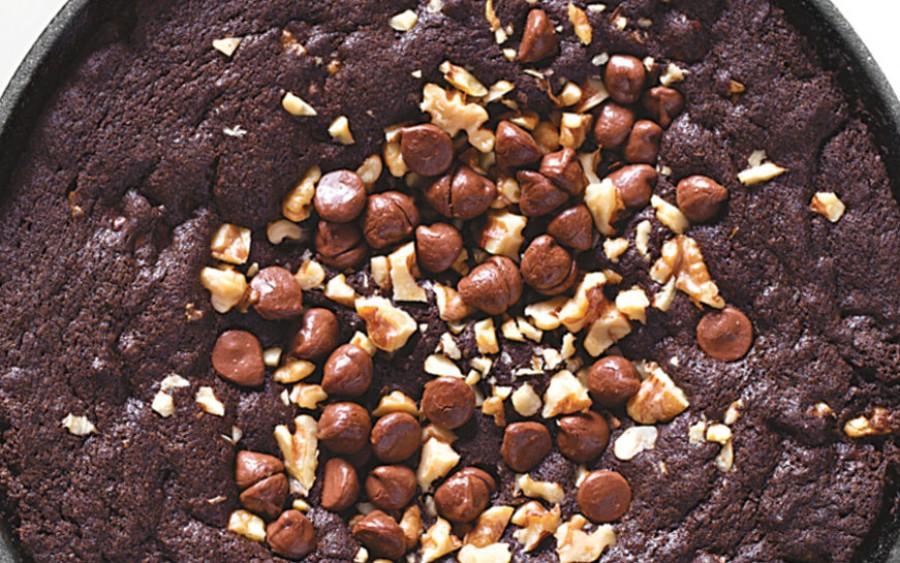 BROWNIES TRIPLE CHOCOLAT FAÇON ONE POT