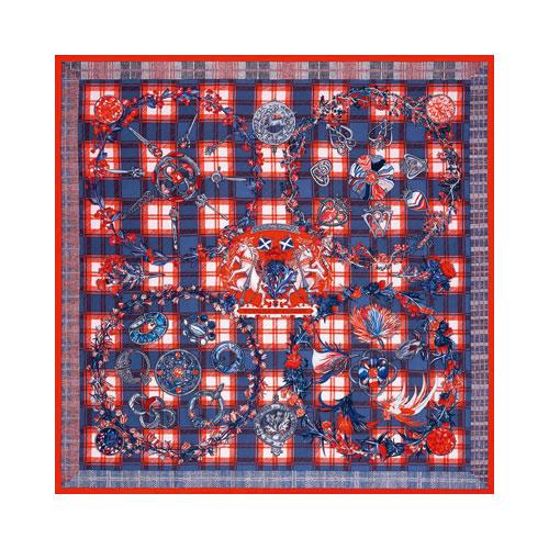 Cadeau pour femme : Foulard en soie