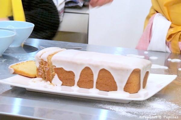 Cake au Citron Sans Gluten possible sans lait