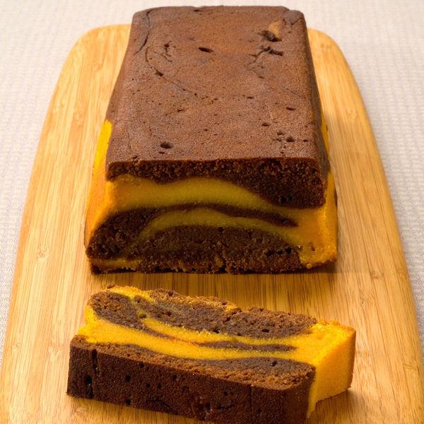 Cake Chocolat et Potiron