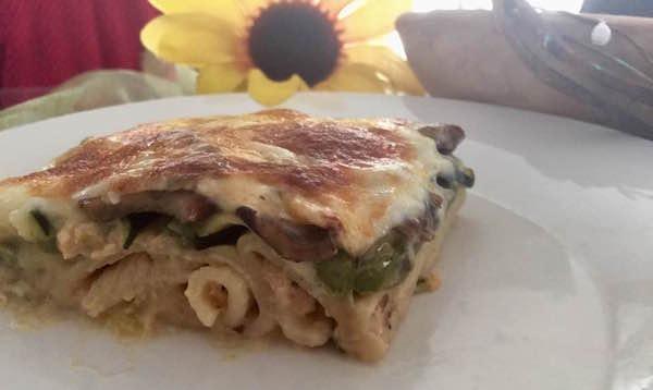 Cannelloni Farci et Gratiné