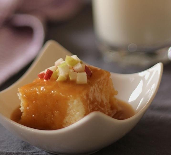 Photo Recette Caramel aux Pommes