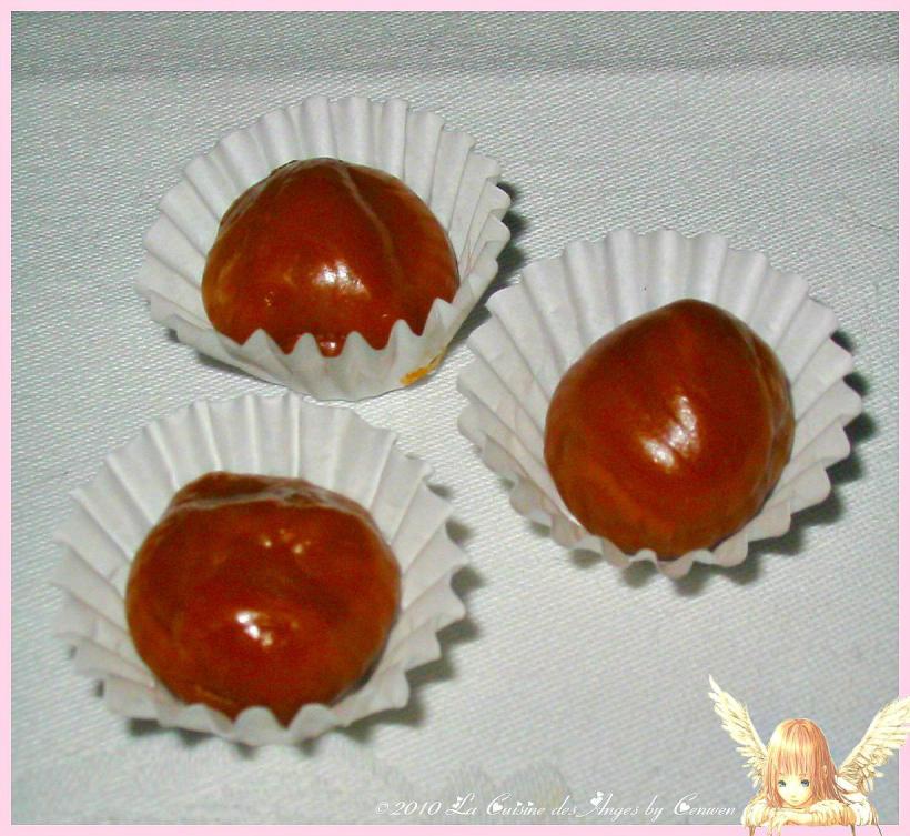 Caramels Mous à la Crème et au Miel de Fleurs