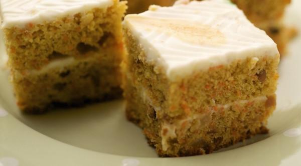 Photo Recette Carrot Cake avec Glaçage Kiri®