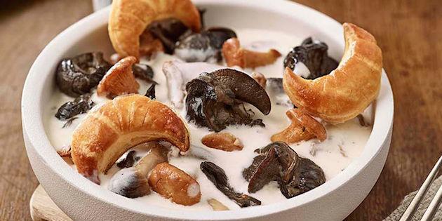 Cassolettes D'escargots à la Pâte D'ail