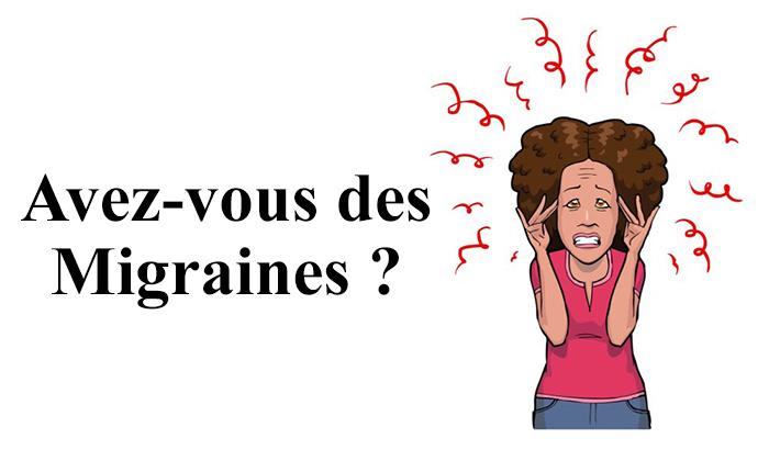 Ce SEUL Ingrédient Peut Soulager la Migraine Instantanément