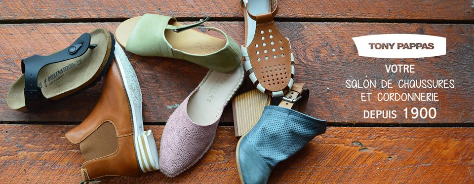 Chaussures Tony Pappas