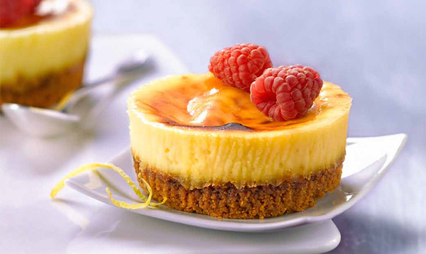 Photo Recette Cheese Cake façon New Yorkaise