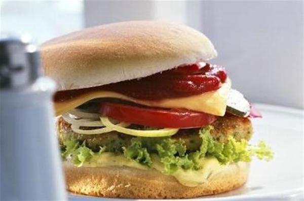 Photo Recette Cheeseburgers Végétariens