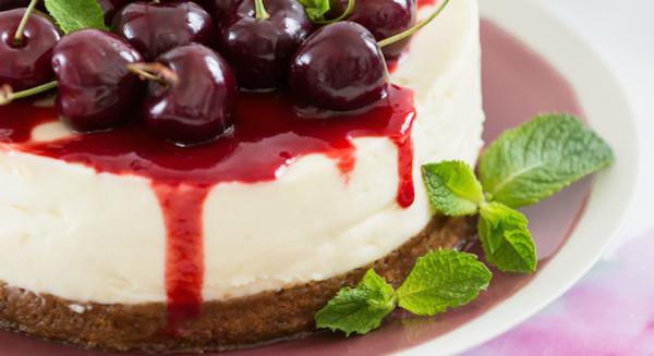 Cheesecake Fruité