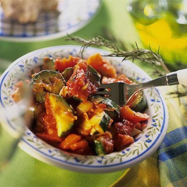 Chili-ratatouille Végétarien