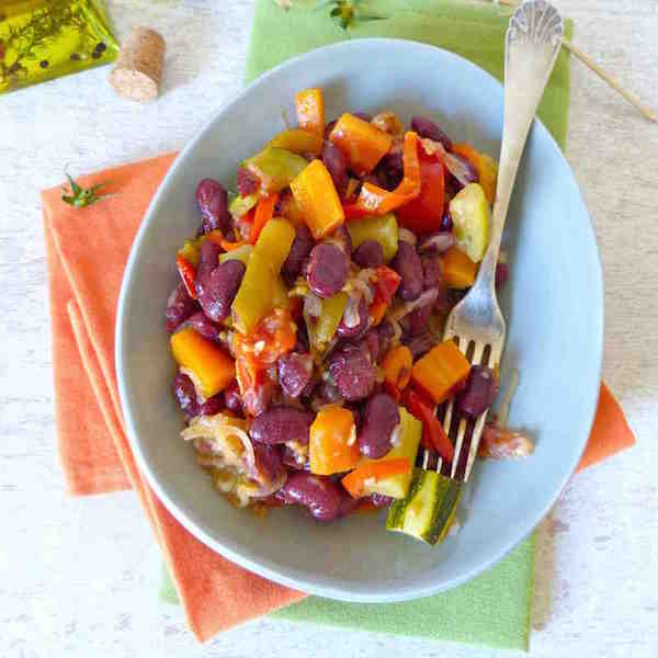 Chili Sin Carne Express, pour Manger Sans Gluten et Végétarien