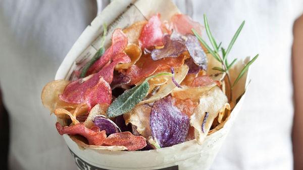 Chips Arc-en-Ciel