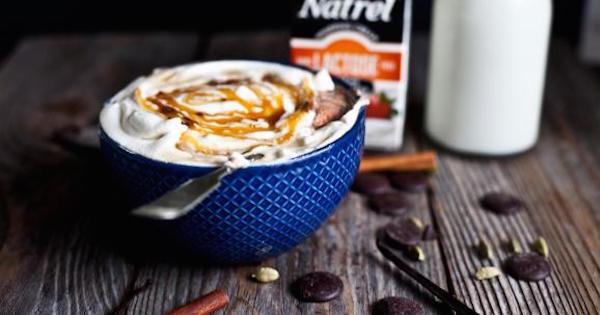 Photo Recette Chocolat Chaud à L'érable et au Caramel