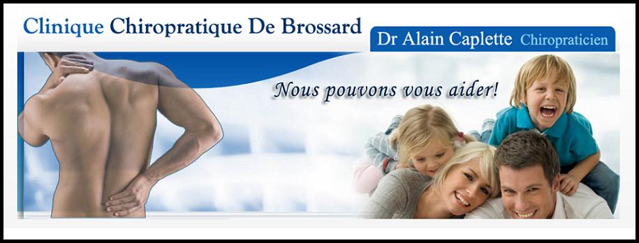 Clinique Chiropratique De Brossard en Ligne