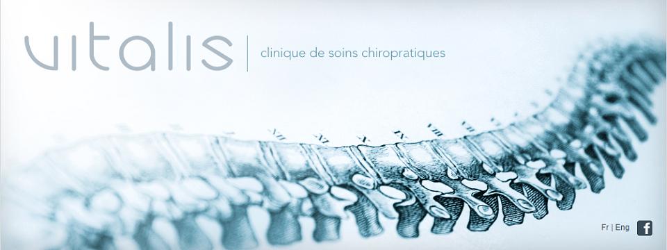 Clinique de Soins Chiropratiques Vitalis en Ligne