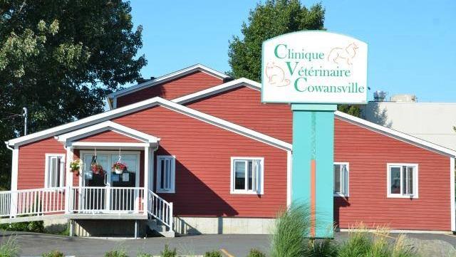 Clinique Vétérinaire Cowansville en Ligne