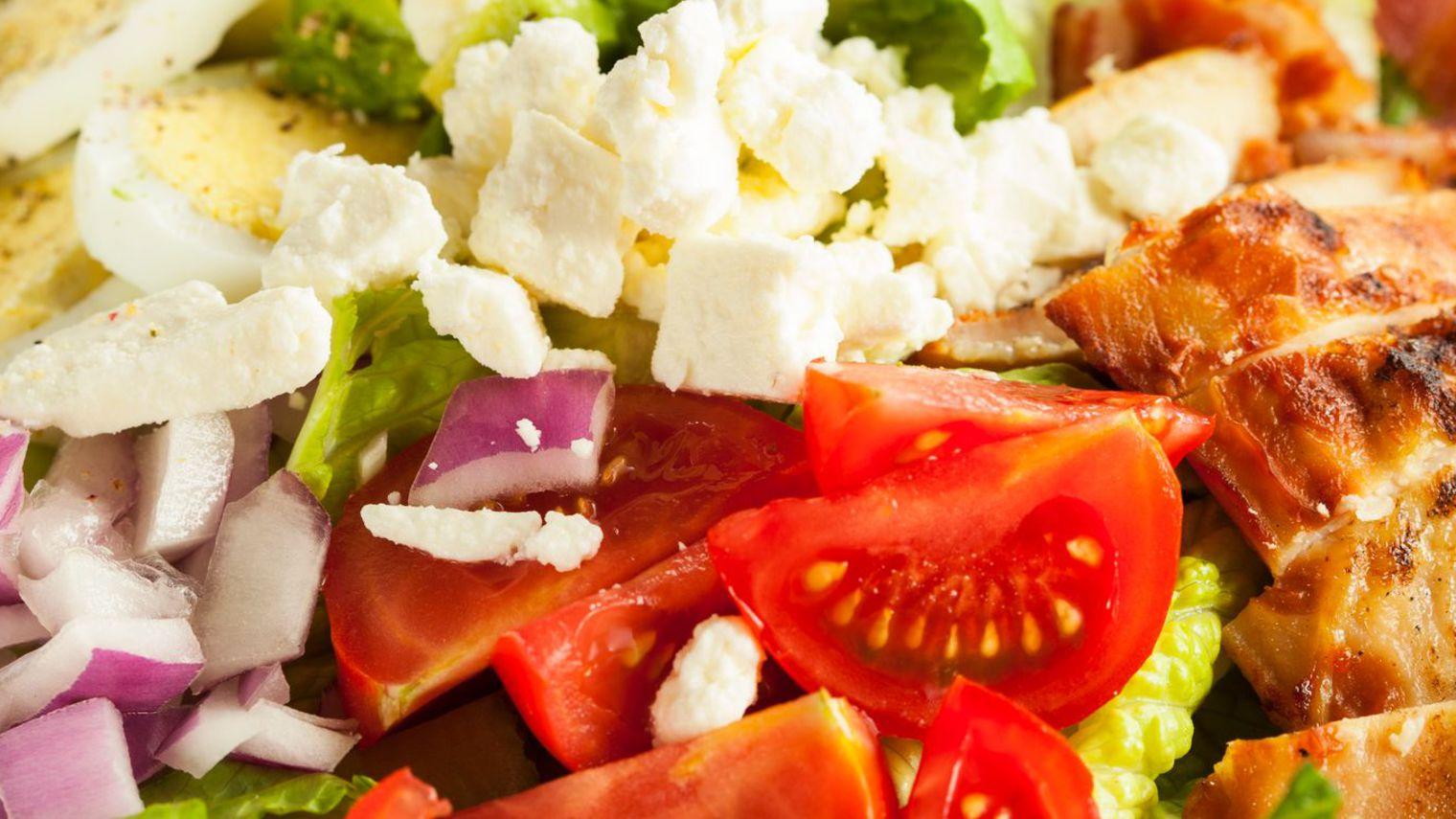 Photo Recette Cobb Salad