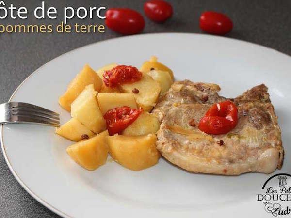 Côtes de Porc et Pommes de Terre