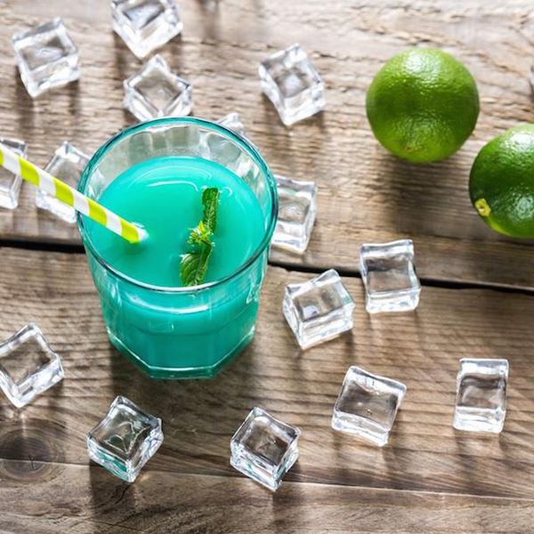Cocktail des Îles au Rhum