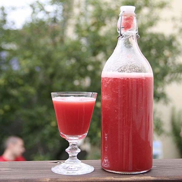 Cocktail Pastèque Rose Soho