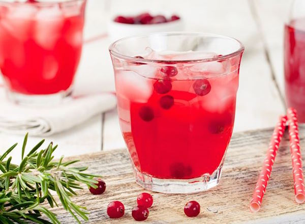 Cocktail sans Alcool aux Groseilles