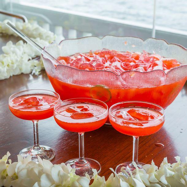 Photo Recette Cocktail Vodka Passoa et Pamplemousse