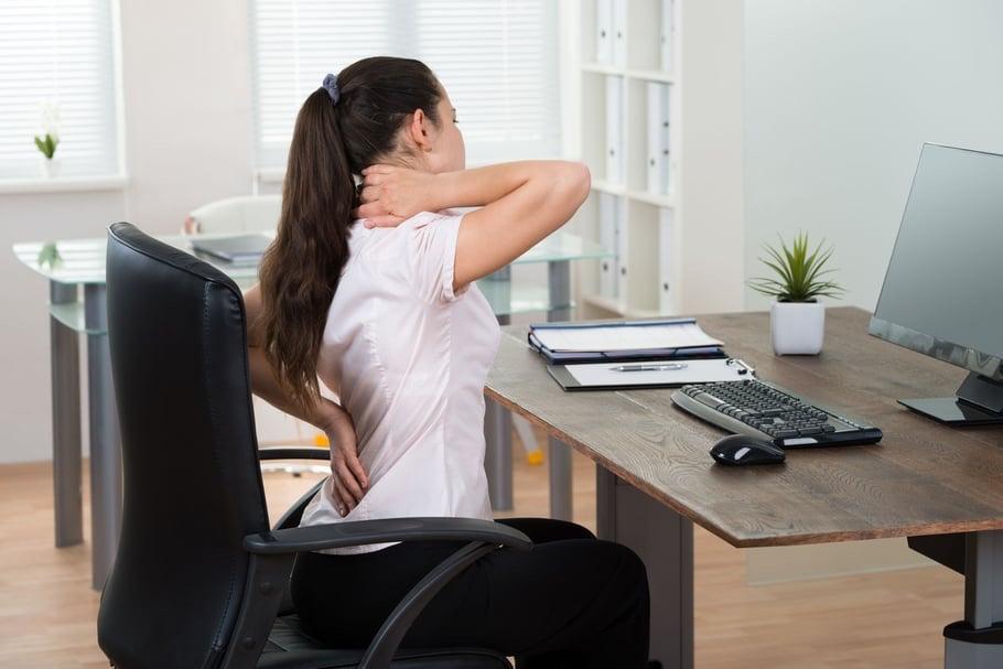 Comment Éviter les Douleurs au Travail ?