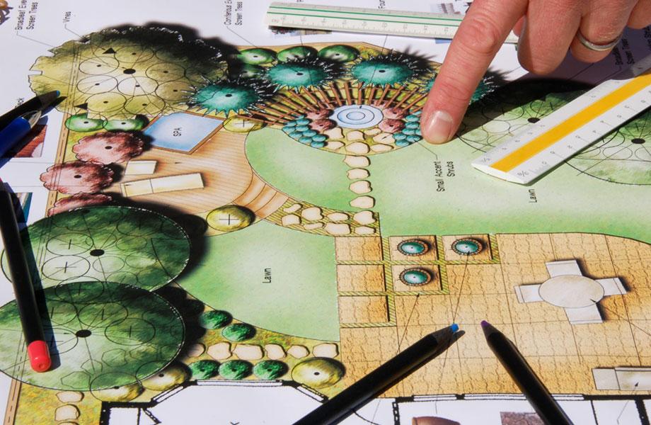 Comment Faire un Plan D'aménagement Paysager?