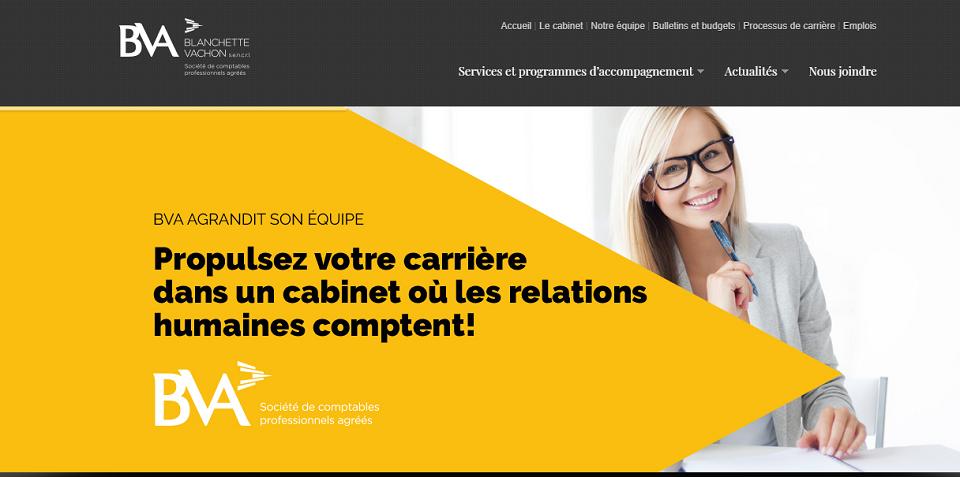 Blanchette Vachon CPA en Ligne