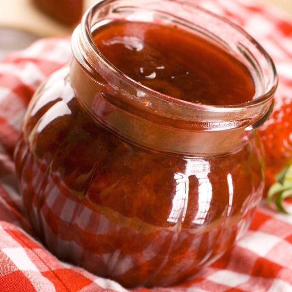 recette confiture de fraises et poires vanill es circulaire en ligne. Black Bedroom Furniture Sets. Home Design Ideas