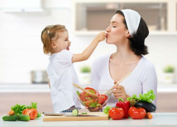 Conseils : Pour que Nos Enfants Mangent 5 Fruits et Légumes Par Jour