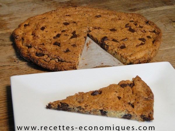 Cookie Géant pour les Gourmands…